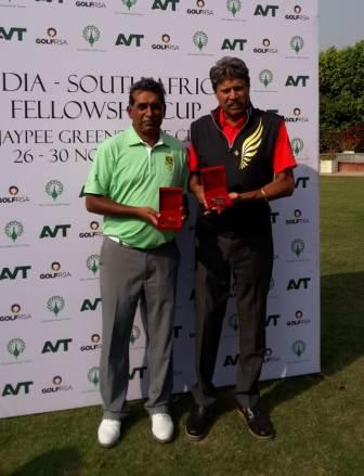 Morgan Phillips and Kapil Dev